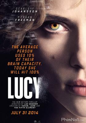 Phim Lucy Siêu Phàm - Lucy (2014)