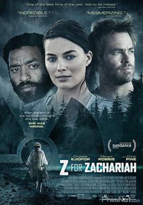 Phim Tình Yêu Ngày Tận Thế - Z for Zachariah (2015)