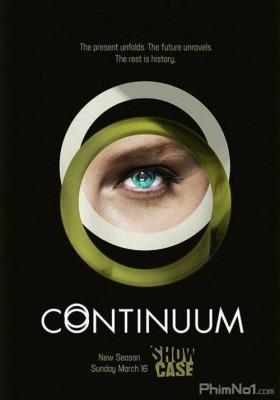 Phim Cổng Thời Gian: Phần 3 - Continuum Season 3 (2014)