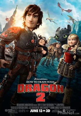 Phim Bí Kíp Luyện Rồng 2 - How to Train Your Dragon 2 (2014)