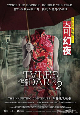 Phim Câu Chuyện Từ Bóng Tối 2 - Tales from the Dark 2 (2013)