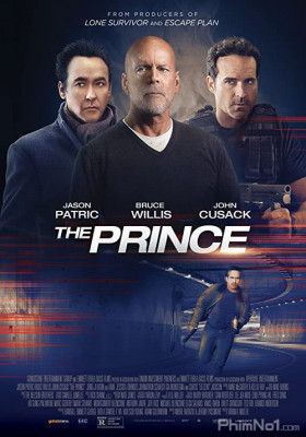 Phim Mật Danh - The Prince (2014)