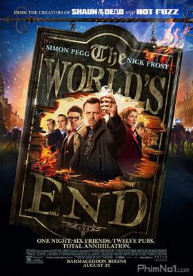 Phim Ngày Tận Thế - The World's End (2013)