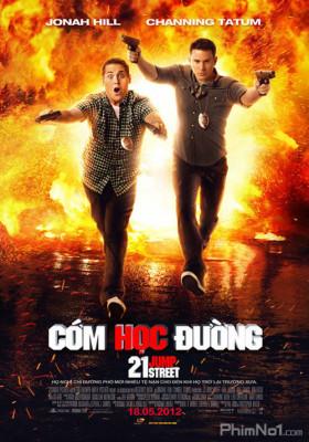 Phim Cớm Học Đường - 21 Jump Street (2012)