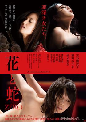 Phim Hoa Và Rắn 4: Zero - Flower & Snake: Zero (2014)
