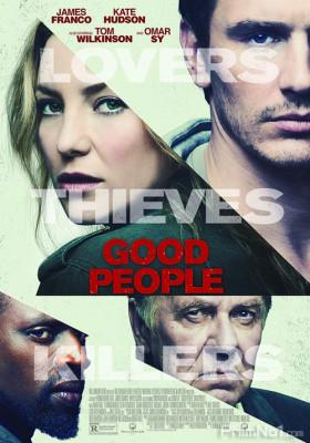 Phim Vận Đen (Người Tốt Xui Xẻo) - Good People (2014)