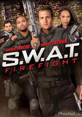 Đội Đặc Nhiệm SWAT: Đọ súng