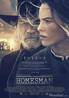 Phim Chiếm Đất - The Homesman (2014)