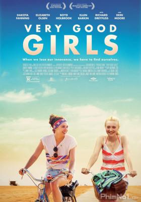 Phim Những Cô Gái Ngoan (Gái nhà lành) - Very Good Girls (2013)