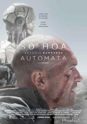 Phim Số Hóa - Automata (2014)