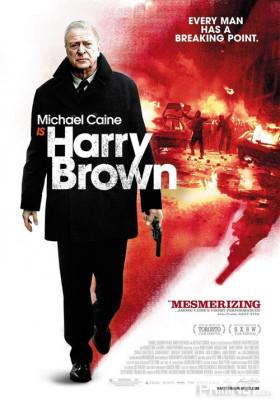 Phim Luật Rừng - Harry Brown (2009)
