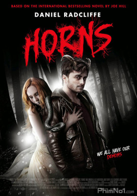 Phim Quỷ Sừng - Horns (2013)