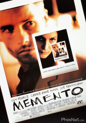 Phim Kẻ Mất Trí Nhớ - Memento (2000)