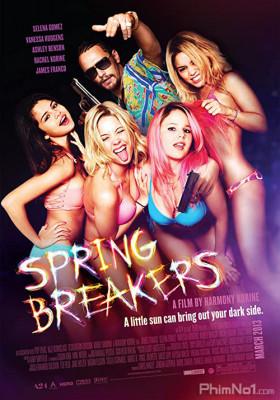 Phim Kỳ Nghỉ Hoang Dại - Spring Breakers (2012)