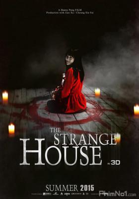 Phim Căn Nhà Thông Linh - The Strange House (2015)