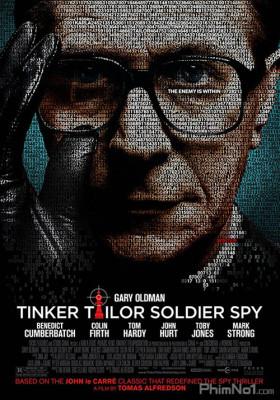 Phim Trò Chơi Nội Gián - Tinker Tailor Soldier Spy (2011)