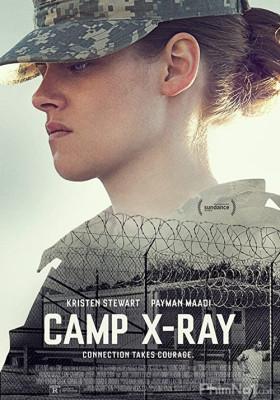 Phim Trại Giam X-Ray - Camp X-Ray (2014)