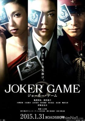 Phim Trò Cân Não - Joker Game (2015)