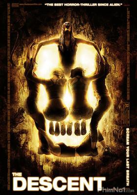 Phim Quái Vật Dưới Hang Sâu (Hang Quỷ) - The Descent (2005)
