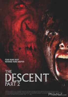 Phim Quái Vật Dưới Hang Sâu 2 (Hang Quỷ 2) - The Descent: Part 2 (2009)
