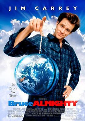 Phim Một Ngày Làm Thượng Đế - Bruce Almighty (2003)