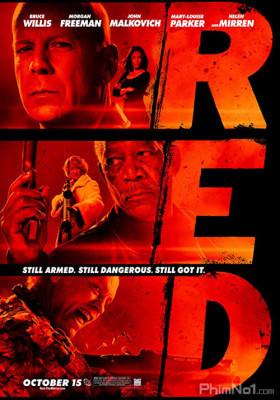 Phim CIA Tái Xuất - RED (2010)