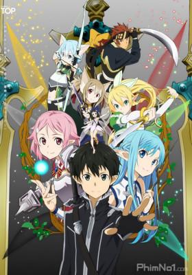 Phim Sword Art Online II - Sword Art Online 2 (2014)