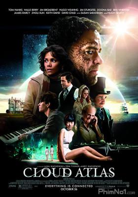 Phim Vân Đồ - Cloud Atlas (2012)