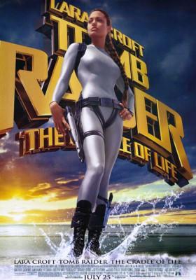 Phim Kẻ Cướp Lăng Mộ 2: Chiếc Nôi Của Sự Sống - Lara Croft Tomb Raider: The Cradle of Life (2003)