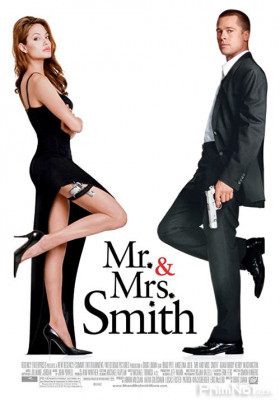 Phim Ông Bà Smith - Mr. & Mrs. Smith (2005)