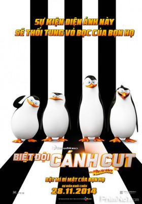 Phim Biệt Đội Cánh Cụt Vùng Madagascar - Penguins of Madagascar (2014)