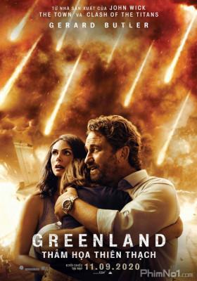Phim Thảm Họa Thiên Thạch - Greenland (2020)