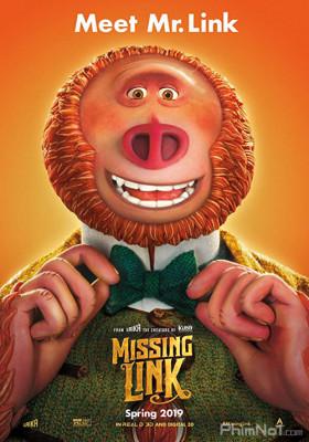 Phim Mất Tích Trong Rừng Sâu - Missing Link (2019)