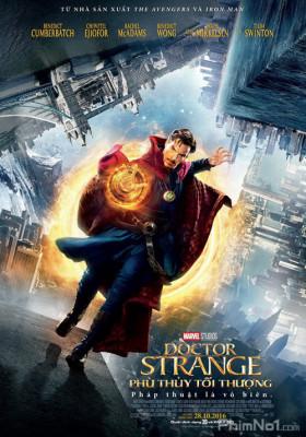 Phim Phù Thủy Tối Thượng - Doctor Strange (2016)