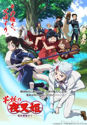 Phim Hanyou no Yashahime: Sengoku Otogizoushi - Yashahime: Princess Half-Demon (2020)