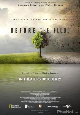 Phim Hành Trình Cuộc Sống - Before the Flood (2016)