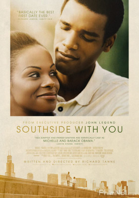 Phim Chuyện Tình Obama - Southside with You (2016)