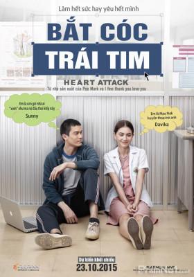Phim Bắt Cóc Trái Tim - Heart Attack / Freelance (2015)