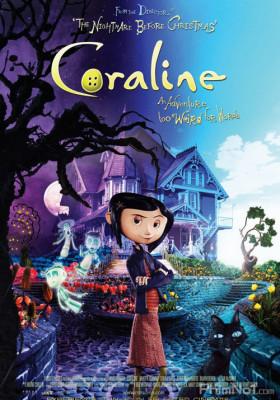 Phim Cô Bé Coraline - Coraline (2009)
