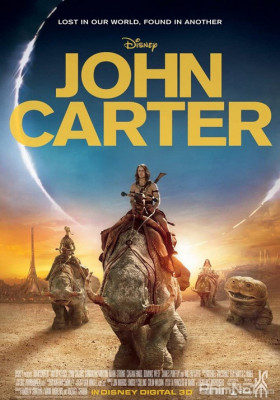 Phim Người Hùng Sao Hỏa - John Carter (2012)