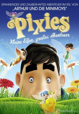 Phim Tiểu Tiên / Bộ Tộc Tiên Tí Hon - Pixies (2015)