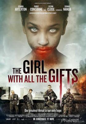 Phim Cô Bé Xác Sống - The Girl with All the Gifts (2016)