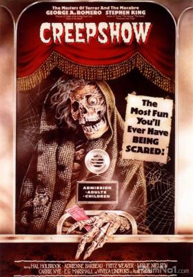 Phim Chương Trình Quái Dị - Creepshow (1982)
