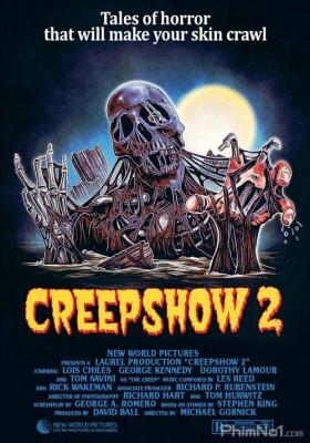 Phim Chương Trình Quái Dị 2 - Creepshow 2 (1987)