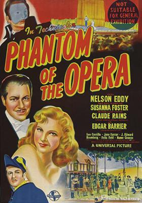 Phim Bóng Ma Trong Nhà Hát - Phantom of the Opera (1943)
