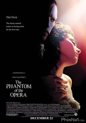 Phim Bóng Ma Trong Nhà Hát - The Phantom of the Opera (2004)