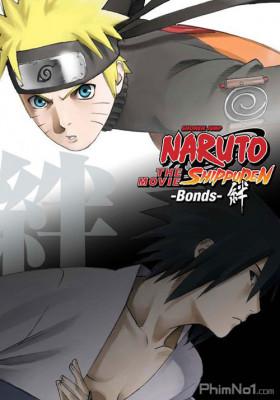 Phim Naruto: Nhiệm Vụ Bí Mật - Naruto Shippuuden Movie 2: Bonds (2008)