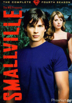 Phim Thị Trấn Smallville: Phần 4 - Smallville Season 4 (2004)