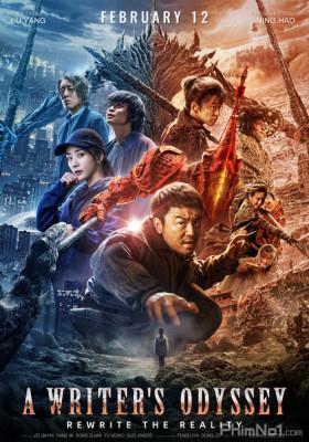 Phim Ám Sát Tiểu Thuyết Gia - A Writer's Odyssey (2021)