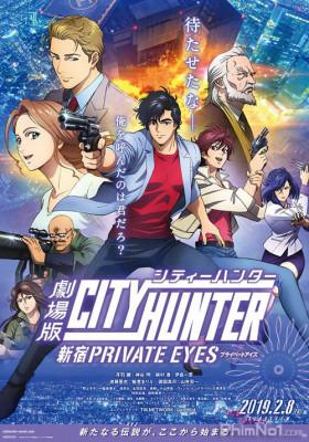 Phim Thợ Săn Thành Phố: Căn Cứ Bí Mật Shinjuku - City Hunter: Shinjuku Private Eyes (2019)